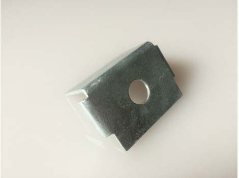 太陽光パネル取付金具 太陽電池取付金具 MKU/Lシリーズ (端部用、モジュール厚み32㎜)
